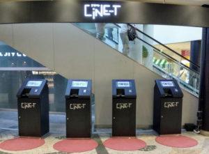 チネチッタ決済方法まとめ!クレジットカードや電子マネー,QRコードも使える!