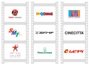 楽天ペイが使える全国の映画館まとめ!ポイントの使い方についても紹介します!
